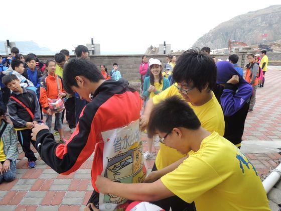 海水淡化廠參訪暨遠足活動  照片