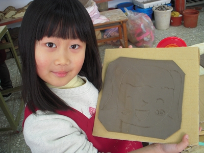10.2.21低年級捏陶趣  照片