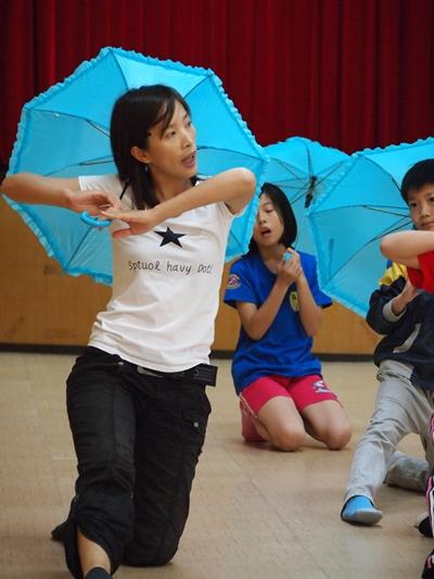 五月舞月--三年級  照片