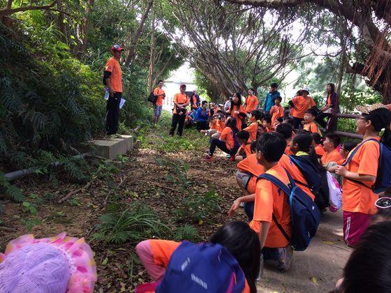 辦理環境教育主題活動-秋季遠足  附加圖片