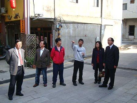議長陳貴忠莒光行 拜訪在地機關、學校 圖片