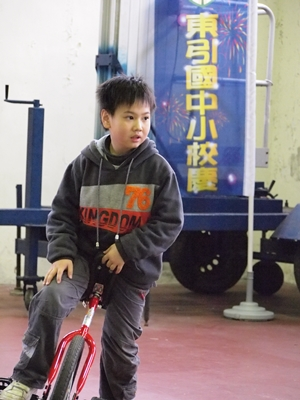 100.12.28少年組獨輪車預賽  照片