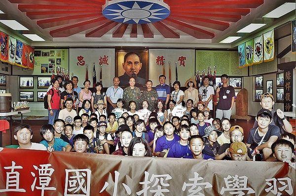 新北直潭、柑林國小師生東引校外教學 感受特殊戰地風光  照片