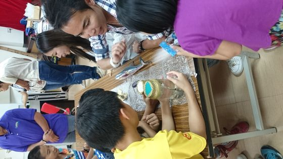 辦理環境教育主題活動-鯨豚與海龜保育宣導  照片