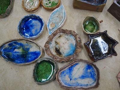 102.2.24捏陶趣釉燒作品  照片