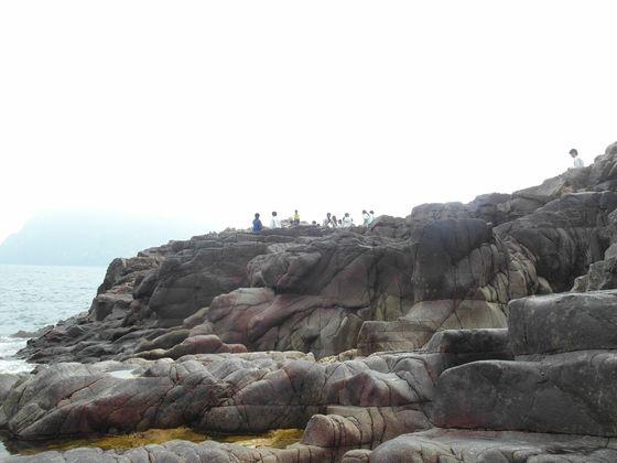 海岸地質踏查  附加圖片