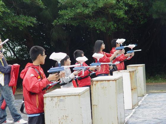 2010.10秋郊漆彈  照片