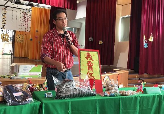 東引國中小校慶暨聖誕活動 有吃有玩溫馨又熱鬧  照片
