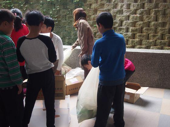 辦理環教教育重點政策-定期資源回收  圖片